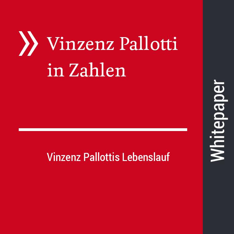 Vinzenz Pallottis Lebenslauf (Whitepaper)