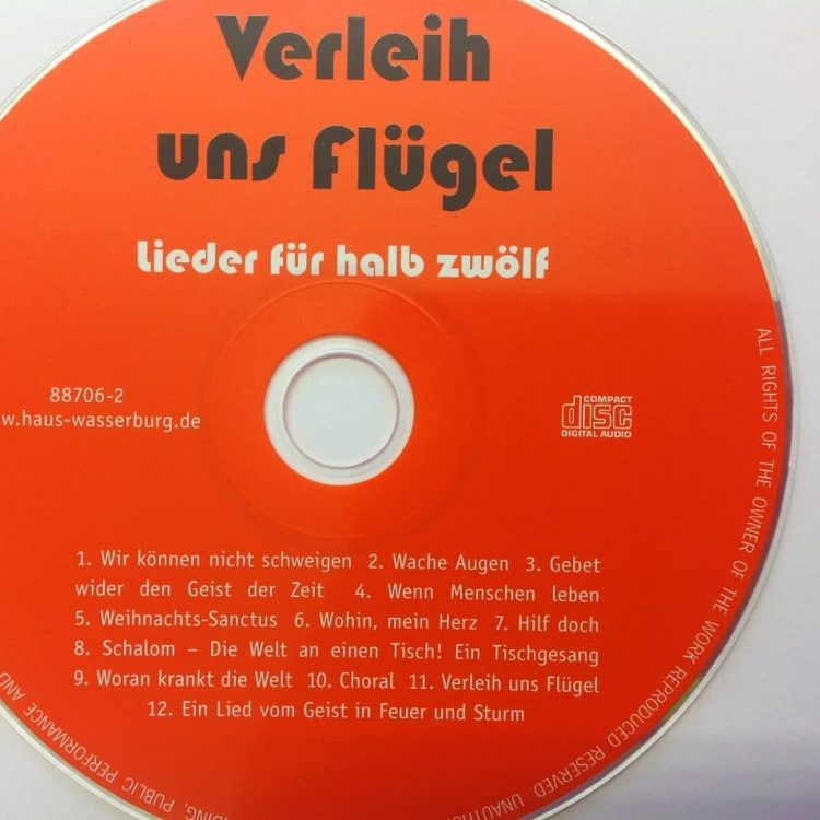 songtitel CD verleih uns flügel