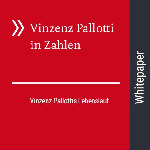Vinzenz Pallotti in Zahlen - Pater U. Scherer SAC